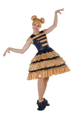 Карнавальный костюм взрослый Пчелка
