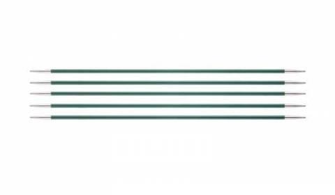 Спицы KnitPro Zing чулочные 3,0 мм/15 см 47005