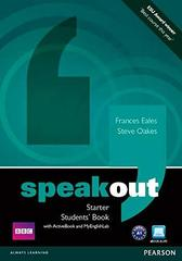 Speakout Starter SB+DVD/AB+MEL