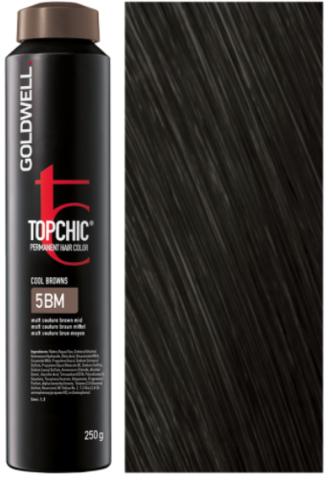 Topchic 5BM средне-коричневый матовый TC 250ml