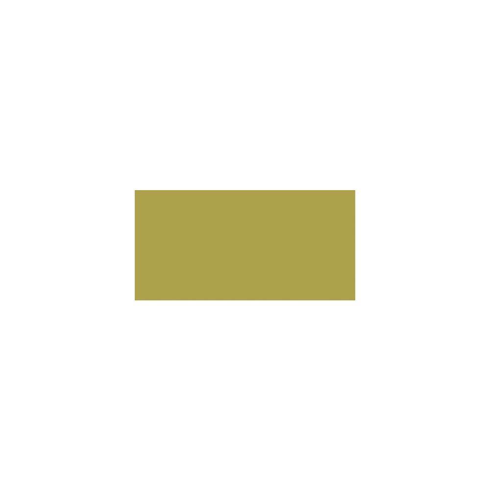 Маркер акварельный ZIG Clean Color Real Brush- штучно -Mid Green - 046