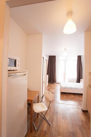 Квартира-студия 28 кв.м Проспект Просвещения 43