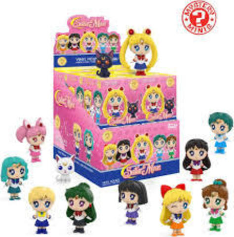 Случайная фигурка Sailor Moon Funko