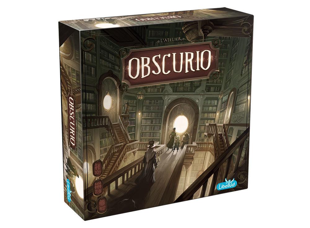 Настольная игра Обскурио (Obscurio)