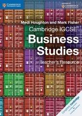 Cambridge IGCSE Business Studies