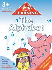 First Time Learning: The Alphabet