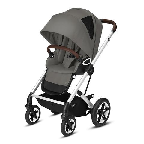 Прогулочная коляска Cybex Talos S Lux SLV Soho Grey