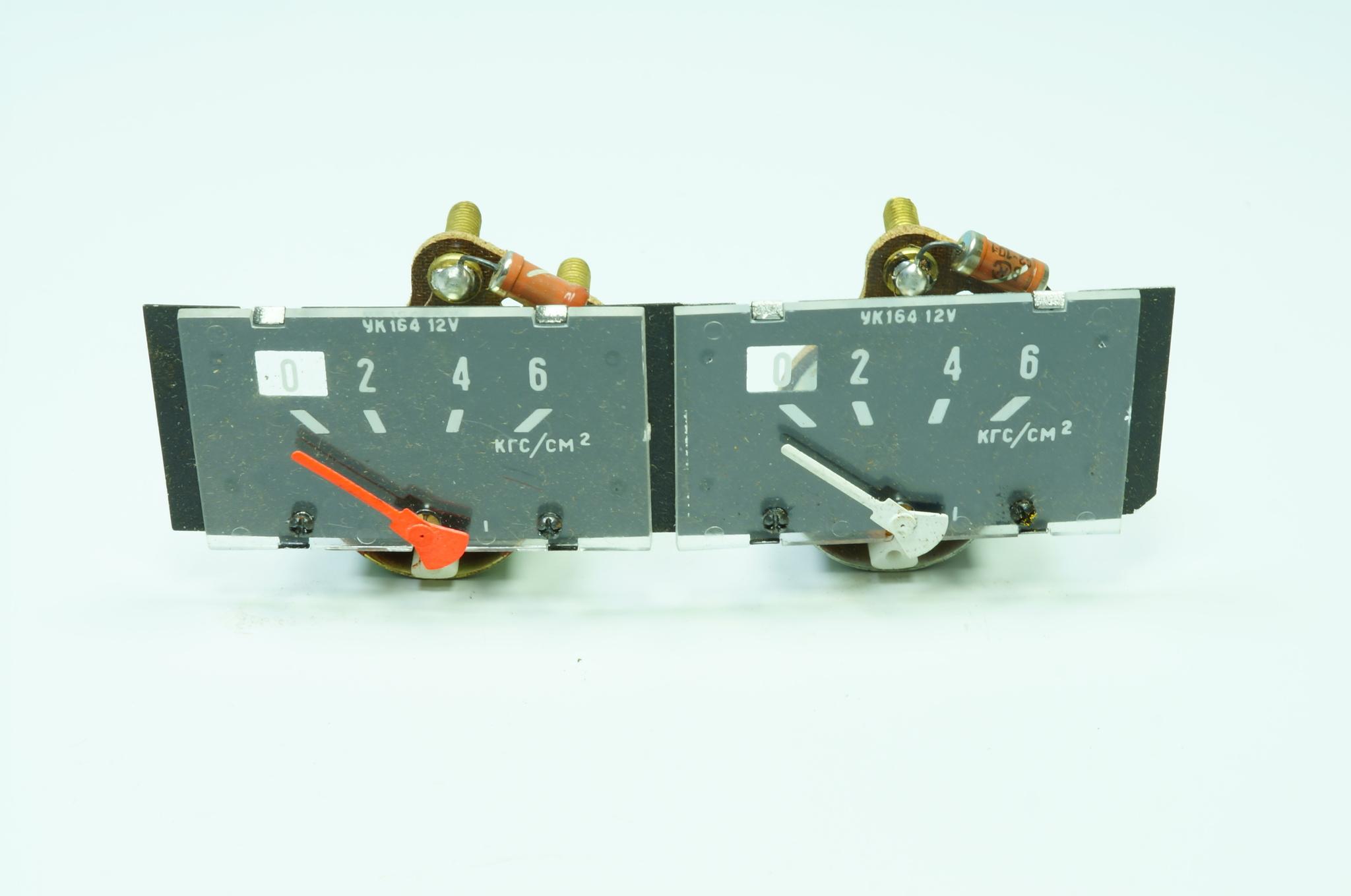 Контрольные приборы Газ 24
