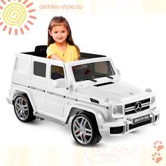"Электромобиль Mercedes-Benz ""G63 AMG Luxury"""