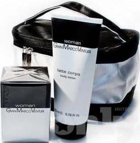 Gian Marco Venturi Woman Set (50edt+200B/L)