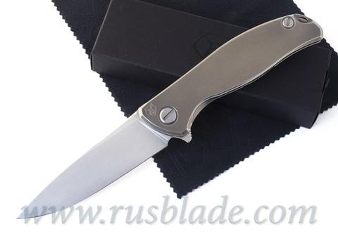 Shirogorov S90V SLIM KNIFE Custom Division
