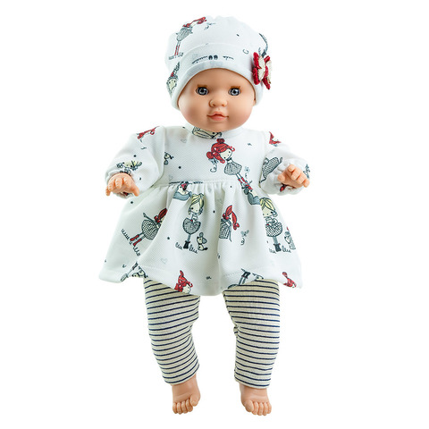 ПРЕДЗАКАЗ! Кукла пупс Анхела, 36 см, Паола Рейна