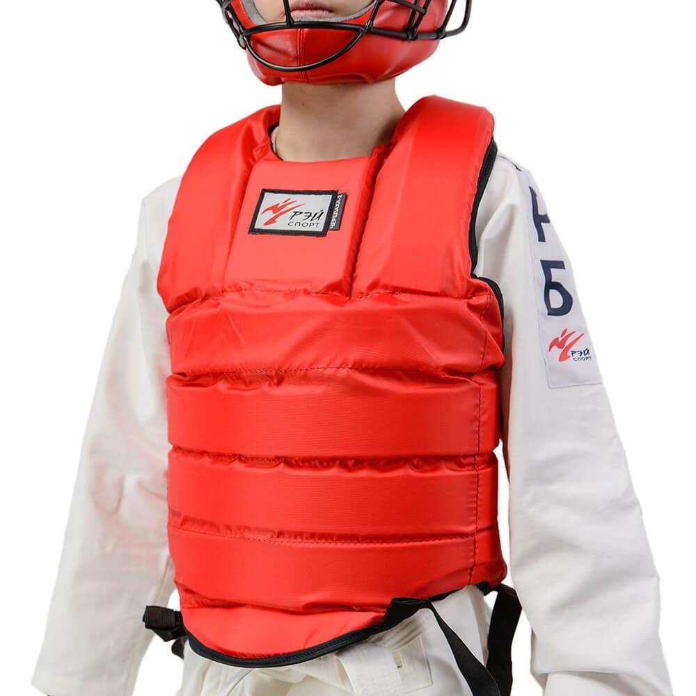 Защита корпуса Жилет защитный Рэй спорт 400.jpg