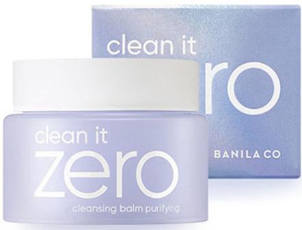 BANILA CO Clean It Zero Purifying очищающий гидрофильный бальзам 100мл