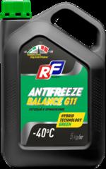 17463N RUSEFF Антифриз ANTIFREEZE Balance G11  (5кг)