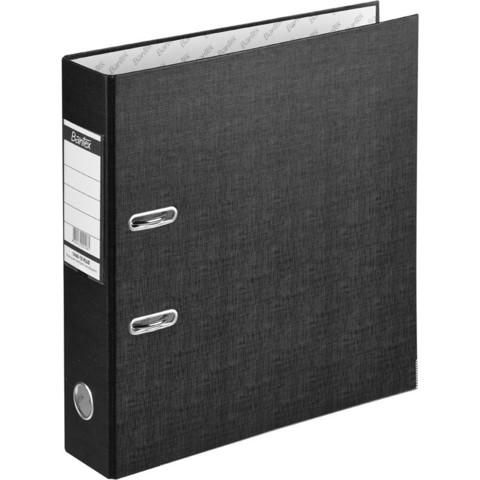 Папка-регистратор Bantex Economy Plus 80 мм черная