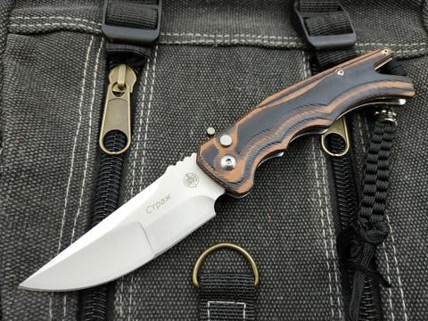 автоматич. нож хоз.-быт. MA501 (ВиК) (MA501 Страж)