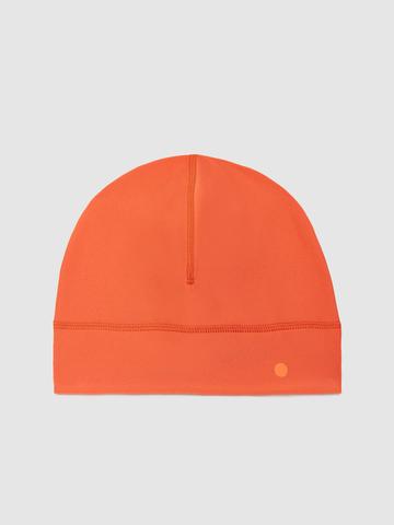 Шапка Gri Темп оранжевая