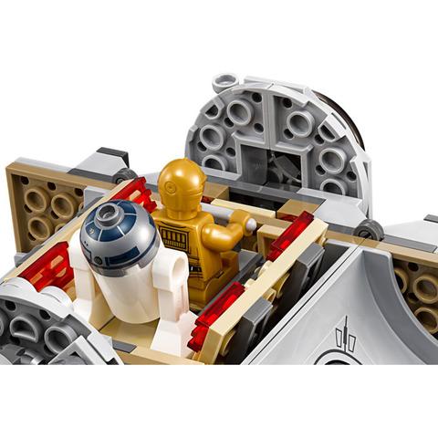 LEGO Star Wars: Спасательная капсула дроидов 75136 — Droid Escape Pod — Лего Звездные войны Стар Ворз