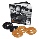 The Rolling Stones / Totally Stripped (Deluxe Edition)(4DVD+CD)