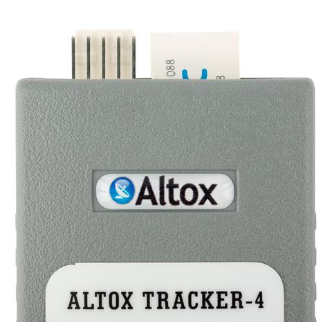 GSM трекер Altox Tracker-4 5