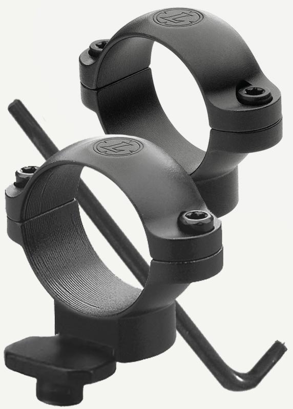 Кольца Leupold QR с выносом, 25,4 мм, средние