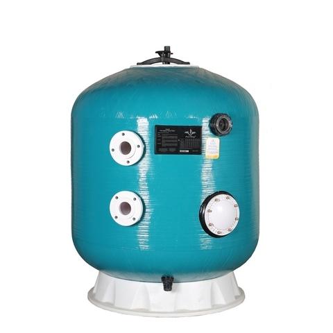 Фильтр шпульной навивки PoolKing HK151200т 55 м3/ч диаметр 1200 мм с боковым подключением 3