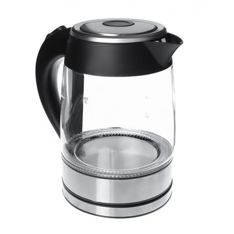 Чайник электрический Starwind (1,8 литра) 2200 Вт, прозрачный