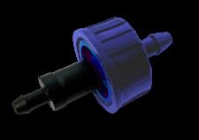 Комплект капельница PC 4 л/ч + адаптер для микротрубки