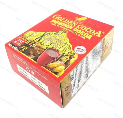 Вьетнамский какао-порошок Hucafood, 100% какао, 150 гр.