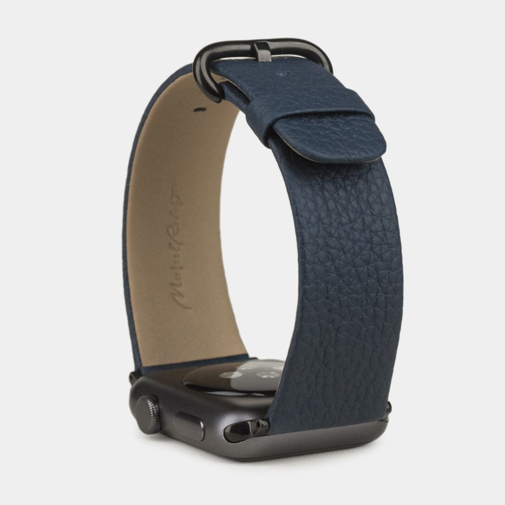 Band for AW 42/44mm — blue