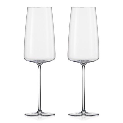 Набор фужеров для шампанского 407 мл, 2 шт, Simplify