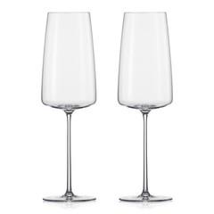 Набор фужеров для шампанского 407 мл, 2 шт, Simplify, фото 1