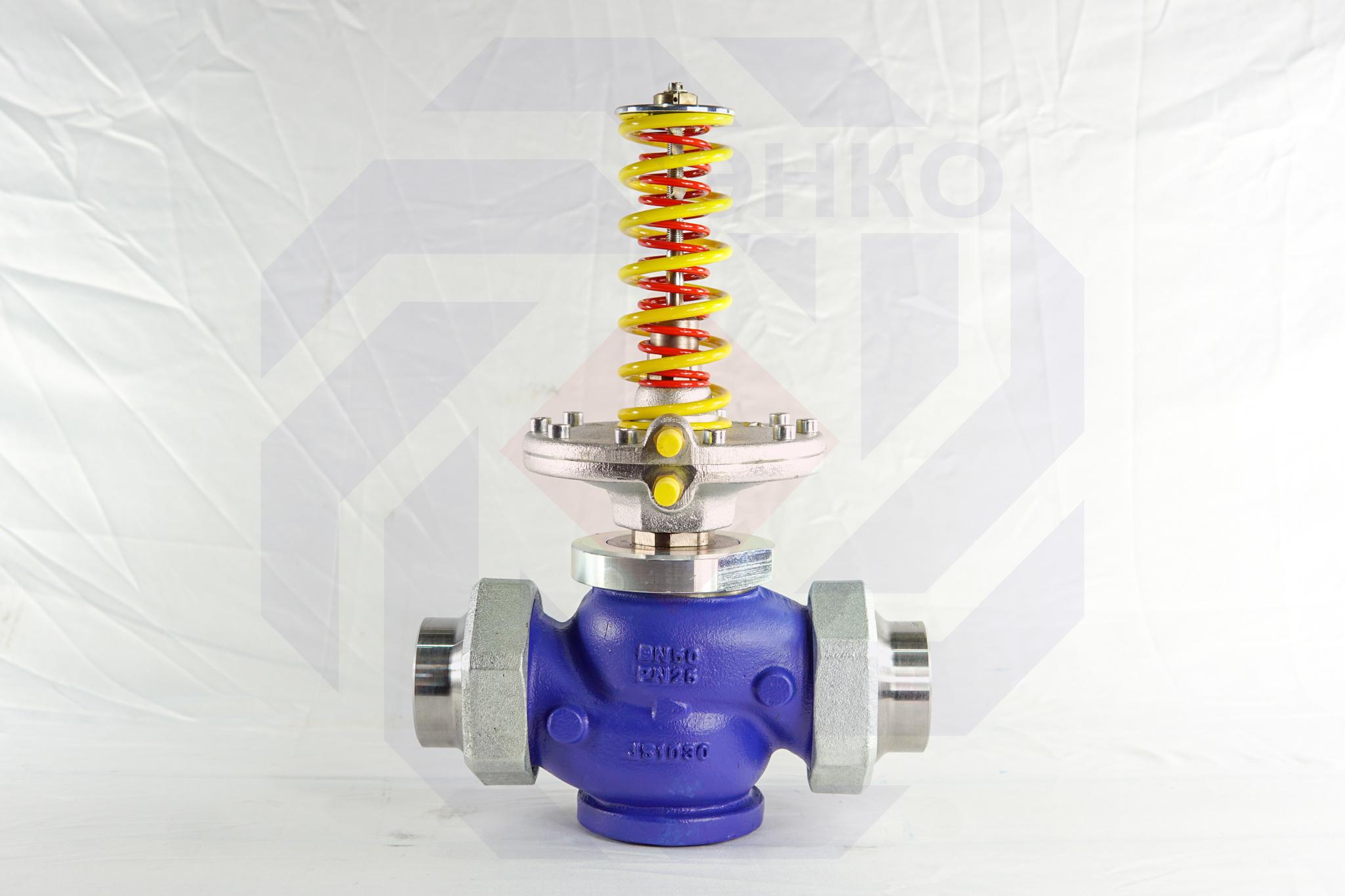 Регулятор перепада давления под приварку IMI DA 616 DN 50