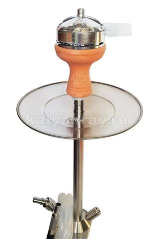 Тарелочка для углей и чаша с калаудом
