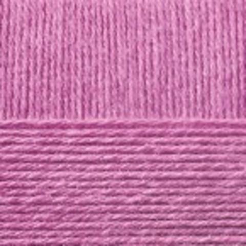 Купить Пряжа Пехорка Кроссбред Бразилии Код цвета 582-Св.фуксия | Интернет-магазин пряжи «Пряха»