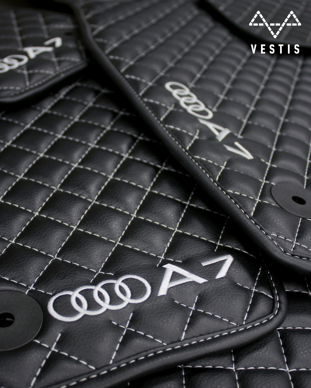 Коврики из эко-кожи Vestis для Audi