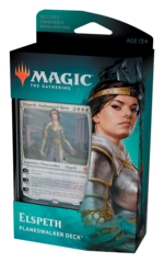 Колода Planeswalker'а «Theros beyond death»: Elspeth (английский)
