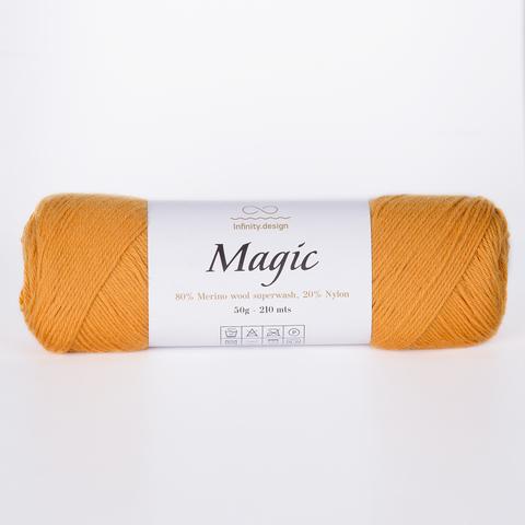 Пряжа Infinity Magic 2335 горчица