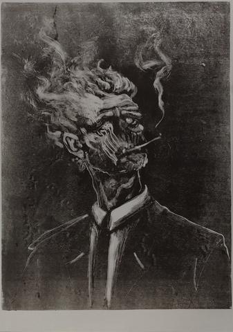 Курящий V2