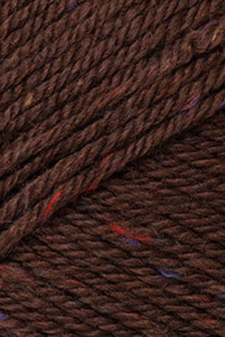 Пряжа Laines du Nord Holiday Tweed 37 шоколад