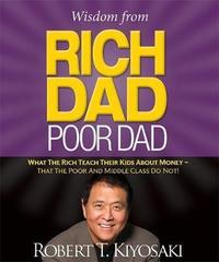 MINI BOOK Wisdom from Rich Dad, Poor Dad