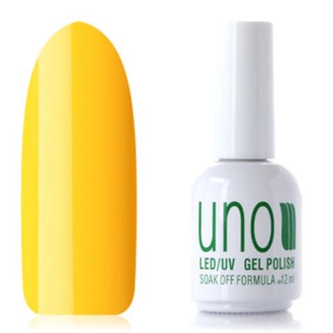 UNO, Гель-лак №014 Желтый