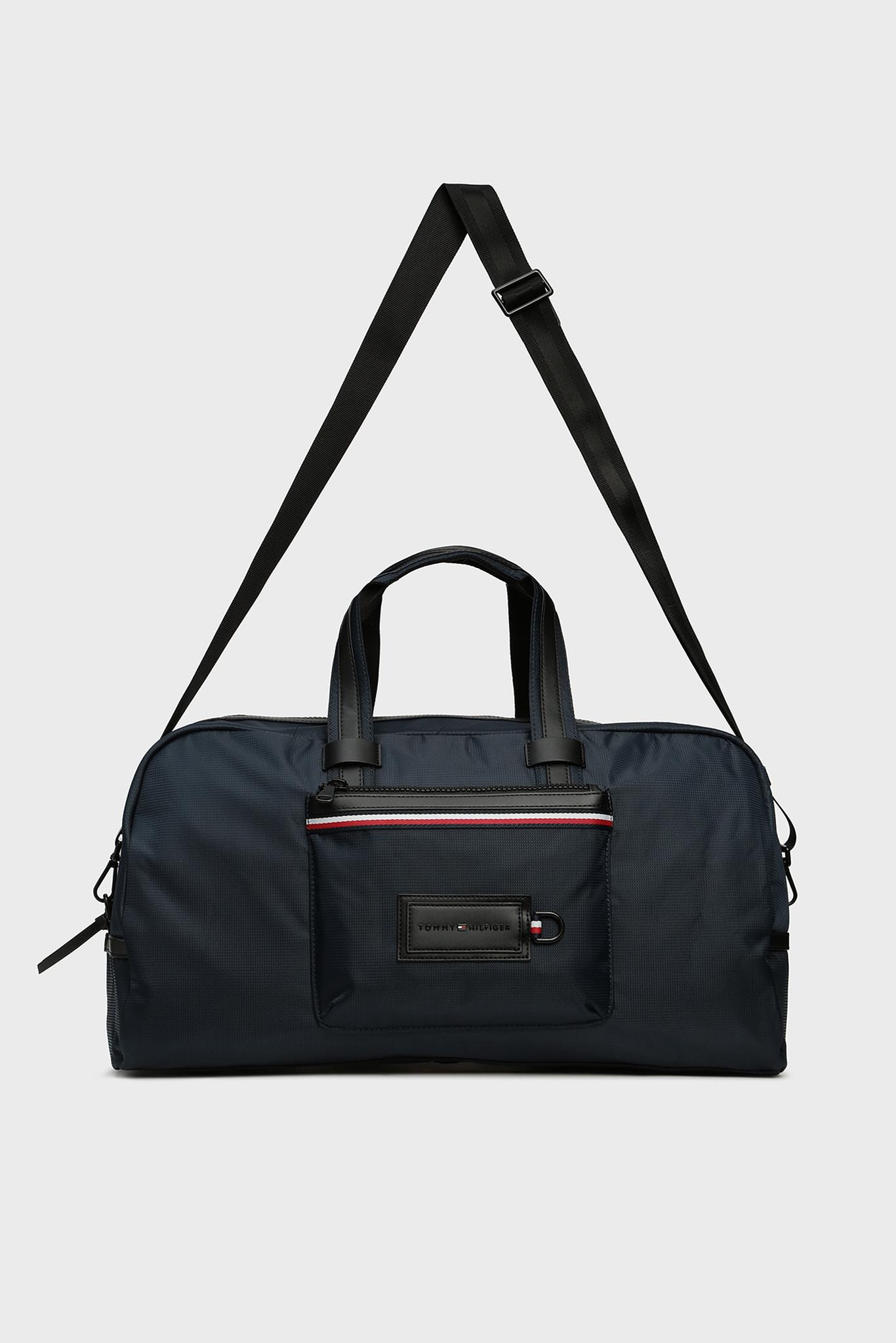 Мужская темно-синяя дорожная сумка MODERN NYLON Tommy Hilfiger