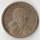 F289 2004 США 1 доллар S