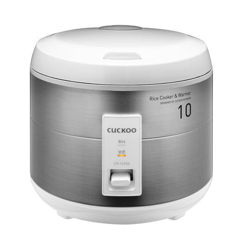 Рисоварка Cuckoo CR-1075S классическая на 10 порций