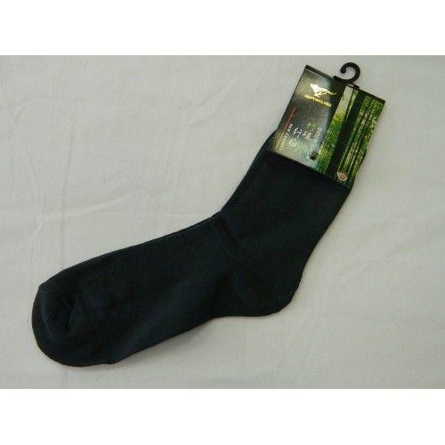 Мужские носки черные Septwolves