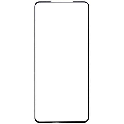 Защитное стекло для Xiaomi Mi 10T и Mi 10T Pro с черной рамкой 2,5D Full Glue