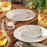 Тарелка закусочная 22 см Splendor, артикул 1108513, производитель - Corelle, фото 2