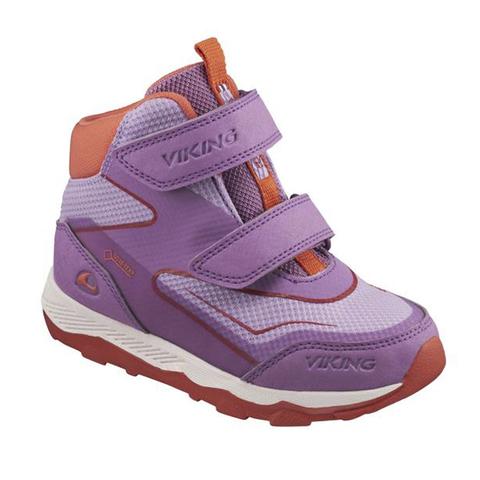 Viking Evanger Mid GTX Lavender демисезонные